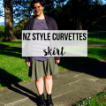 NZ Style Curvettes - skirt